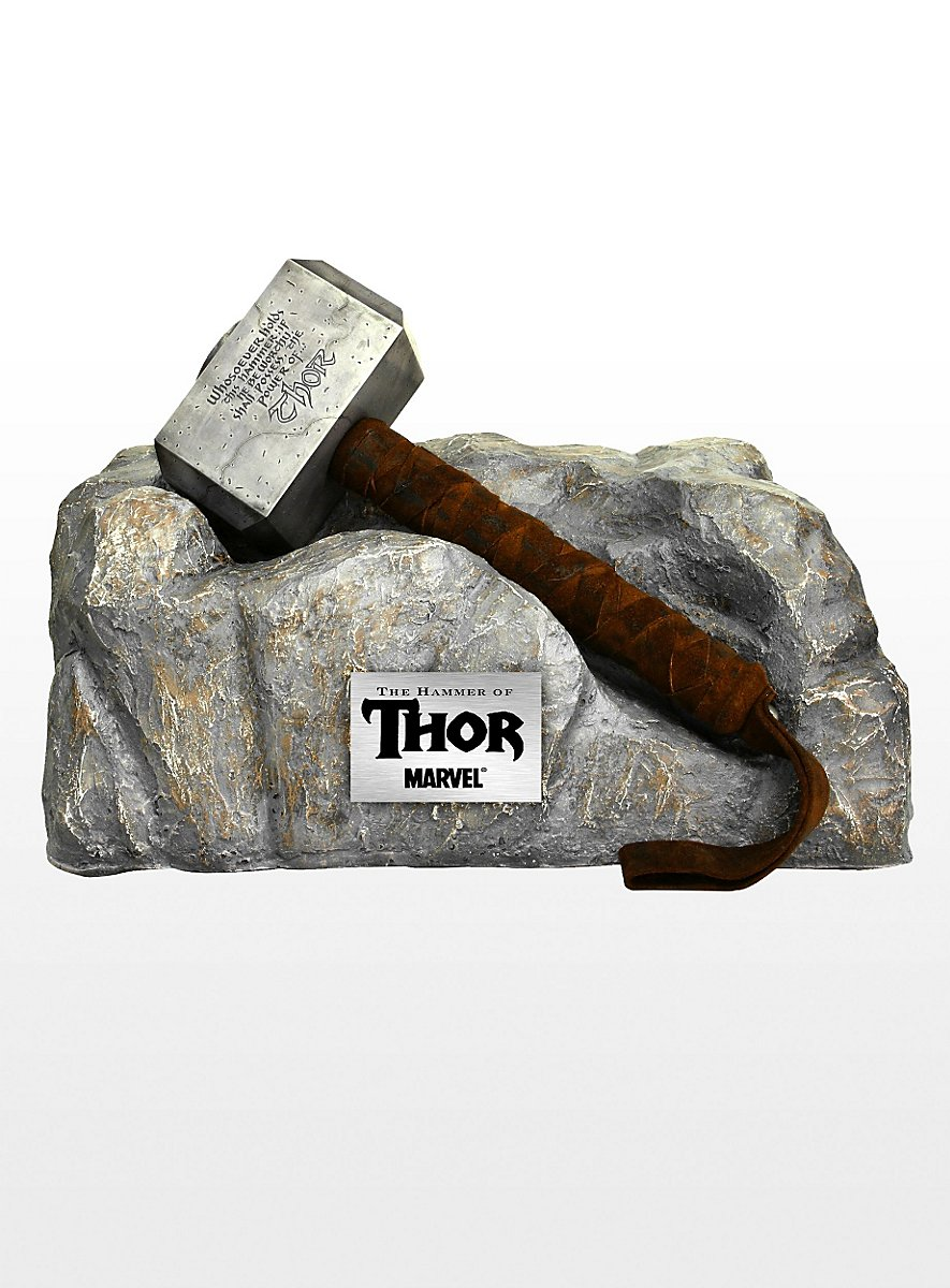 the hammer of the mighty thor maskworld com