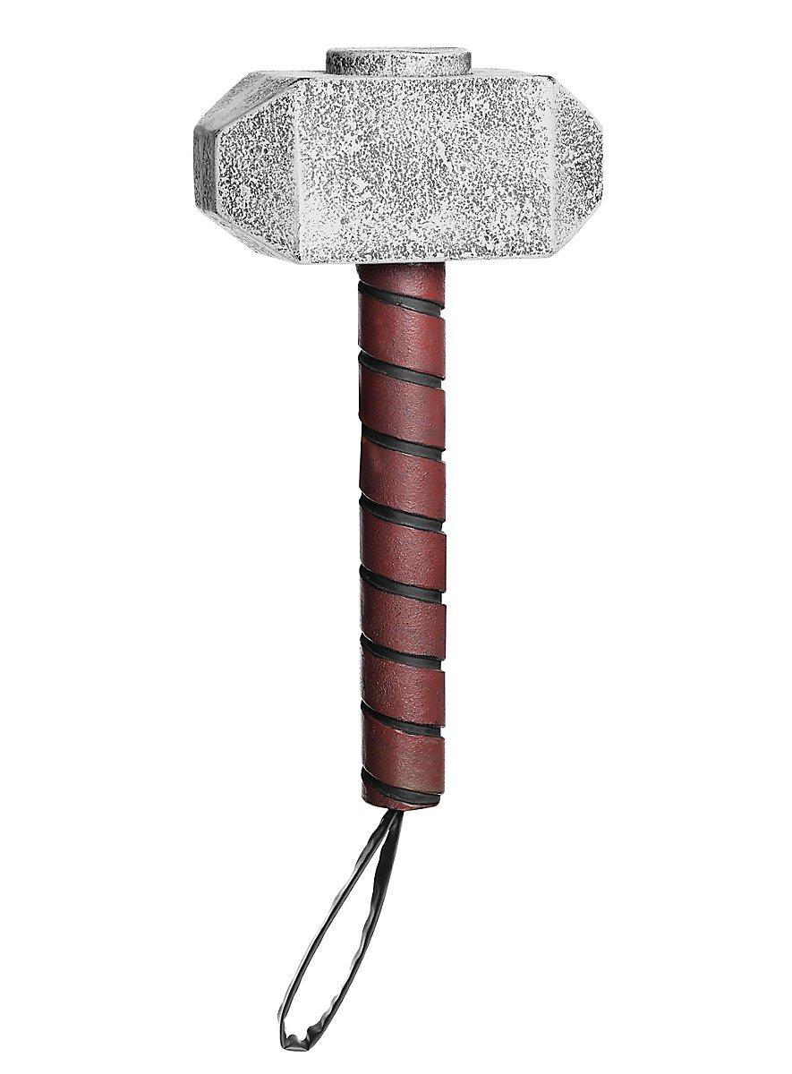 thor hammer the avengers spielzeugwaffe marvel