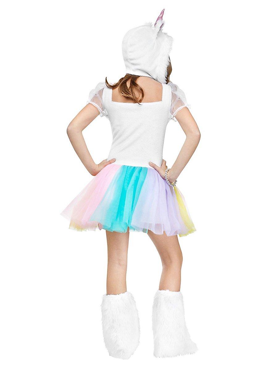 Unicorn Kids Costume - maskworld.com