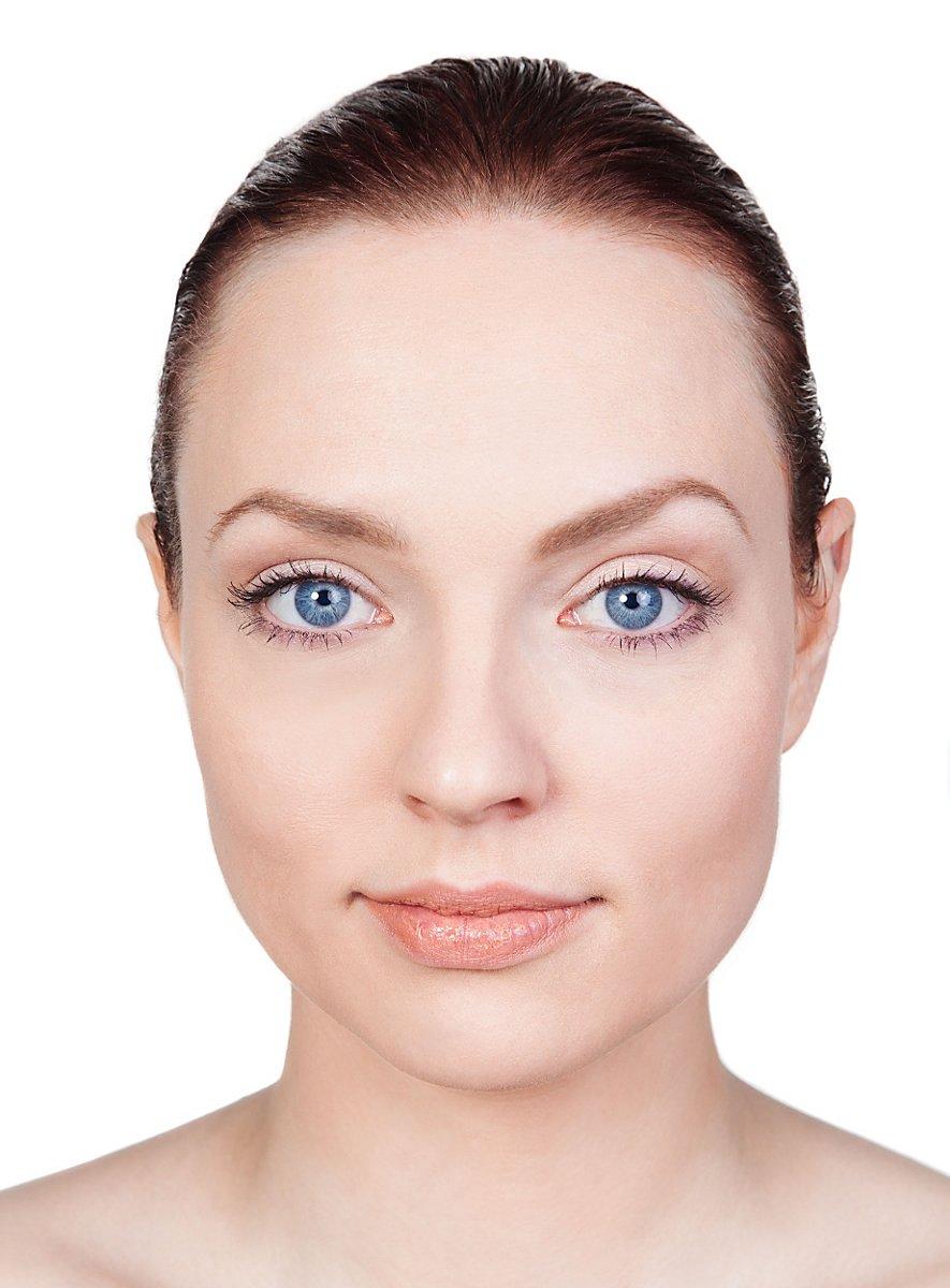 Uv Light Blue Contact Lenses Maskworld Com