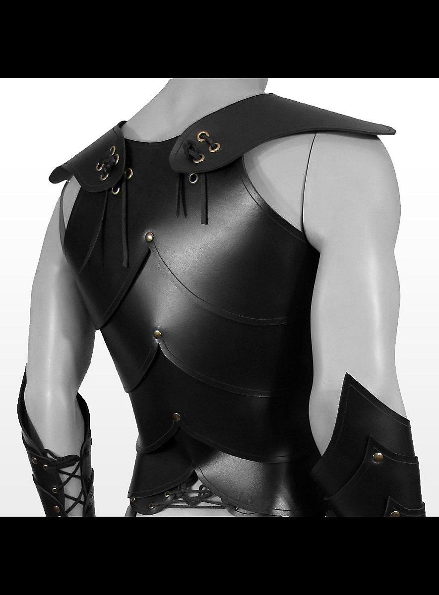 Warrior Leather Armor Maskworld Com