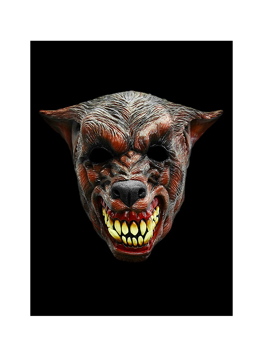Real Magic Wands Werewolf Horror Mask m...