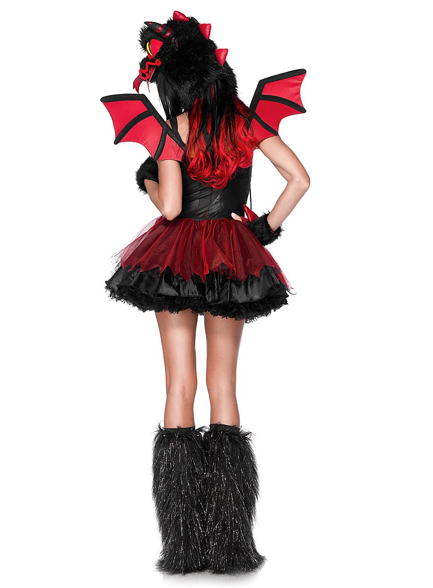 Wicked Sexy Dragon Costume - maskworld.com