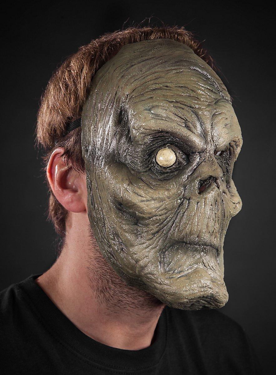 Wood Monster Latex Full Mask Maskworld Com