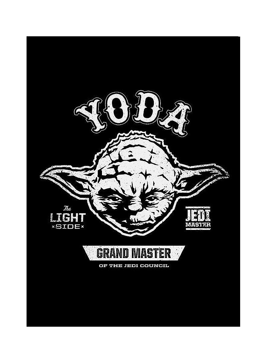 yoda t shirt star wars nerd shirt f r kids jetzt online. Black Bedroom Furniture Sets. Home Design Ideas