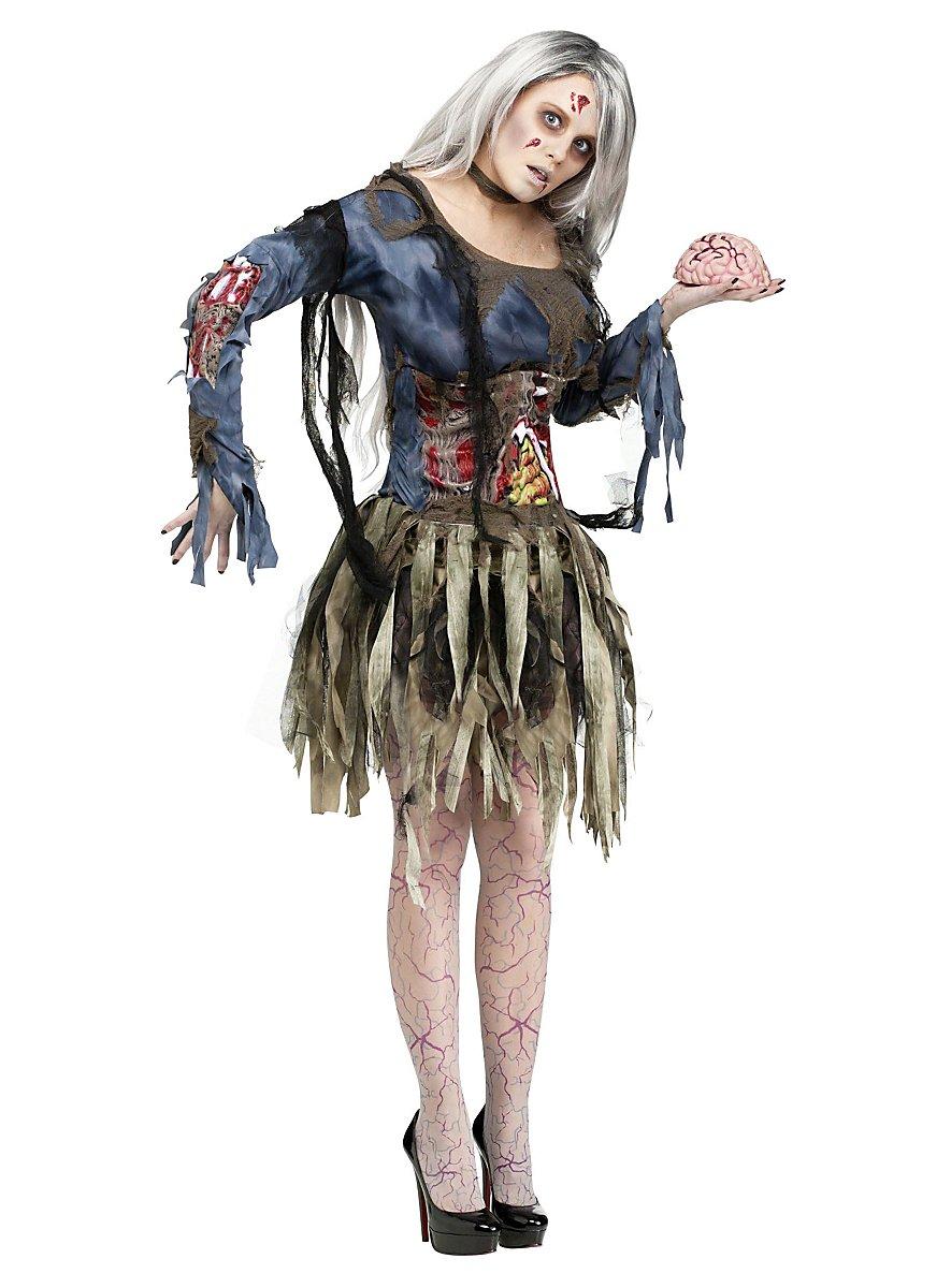 zombie damenkost m ballerina online kaufen. Black Bedroom Furniture Sets. Home Design Ideas