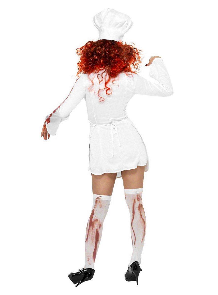 Zombie Chef Halloween Costume