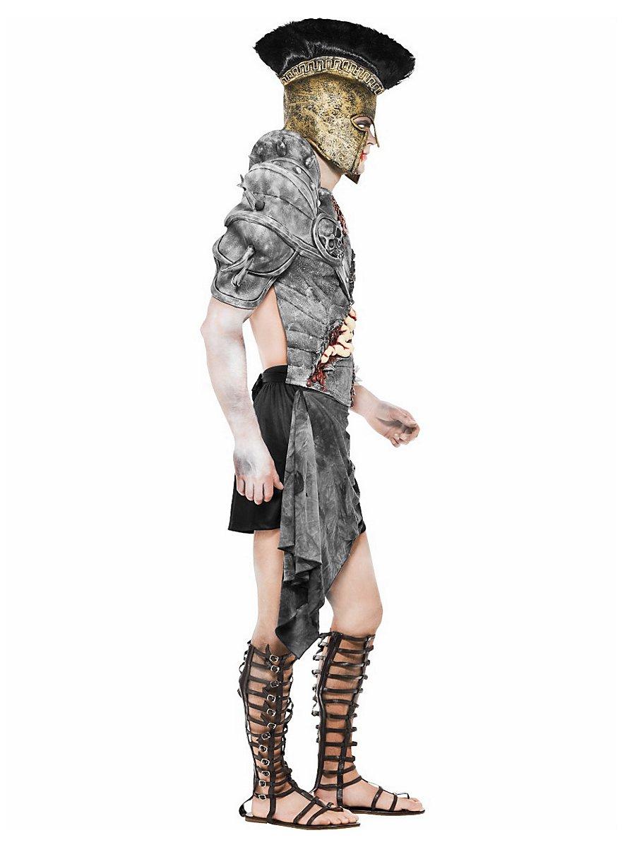 Zombie Gladiator Costume - maskworld.com