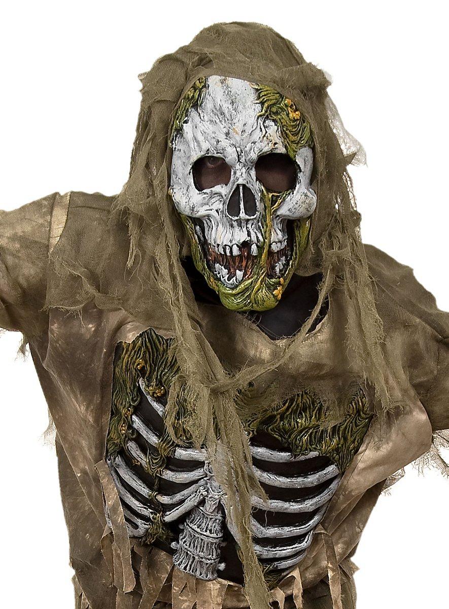 Zombie Skelett Kostm
