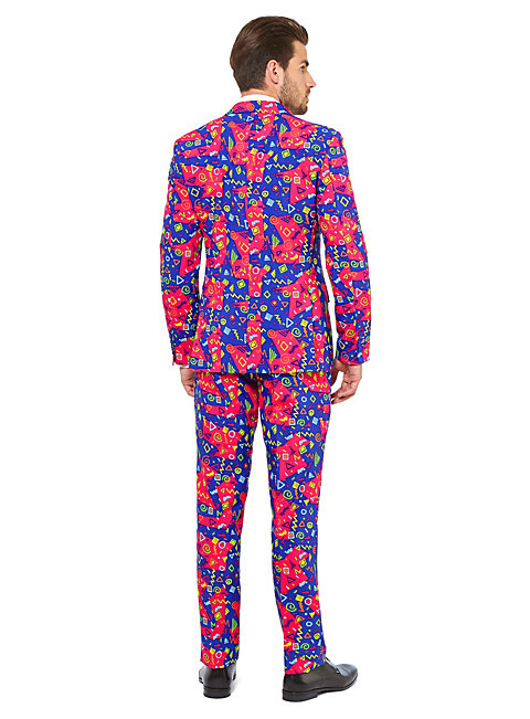 opposuits the fresh prince anzug f r promotion party. Black Bedroom Furniture Sets. Home Design Ideas