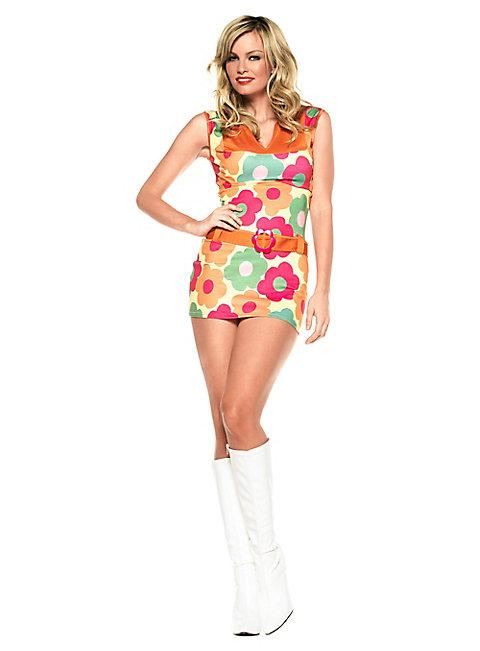 Daisy Print Costume