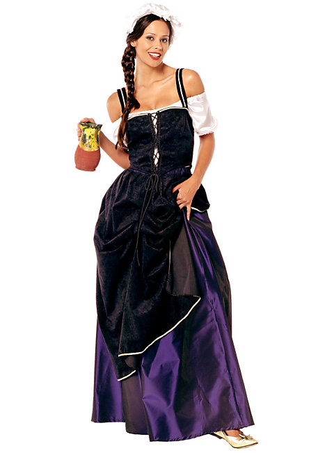 Innkeeper's daughter Costume