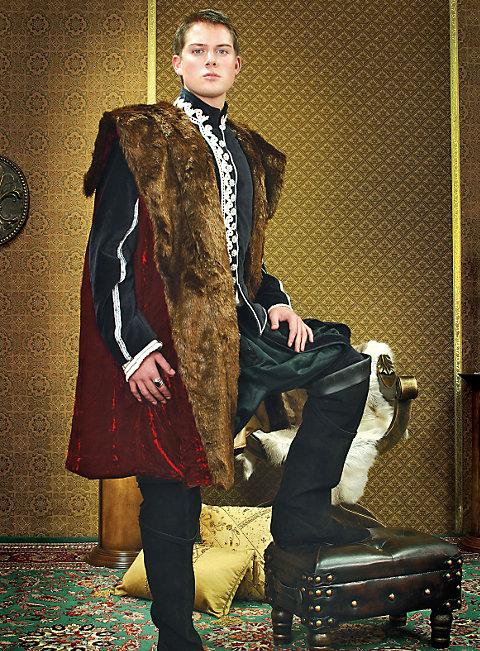 """Königsmantel """"Heinrich VIII"""""""