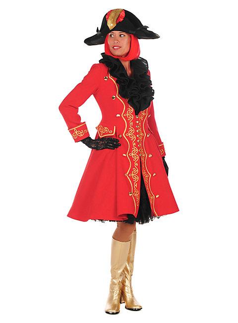 Louis XIV Ladies Coat