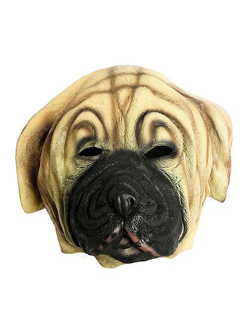 Mastiff Latex Dog Mask
