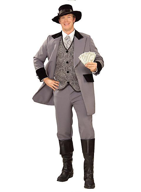 Mississippi Gambler Costume