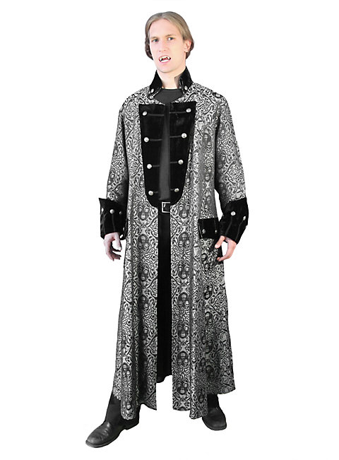 Prince of Darkness Coat
