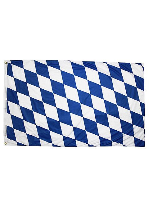 Small Bavaria Flag lozenge