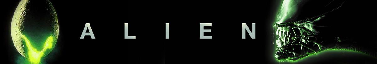 Alien Merchandise - Alien Fanartikel