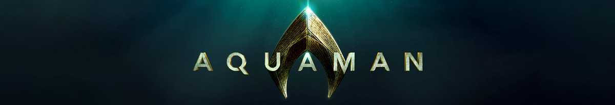 Aquaman Merchandise und Fanartikel
