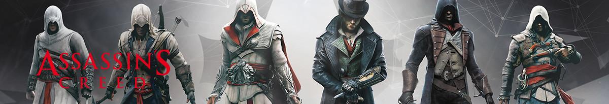 Assassins Creed Merchandise & Fanartikel