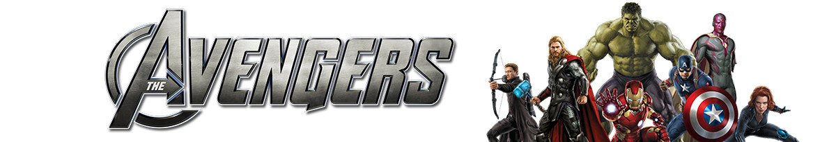 The Avengers Merchandise und Fanartikel - The Avengers Fanshop