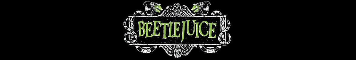 Beetlejuice Merchandise & Fanartikel