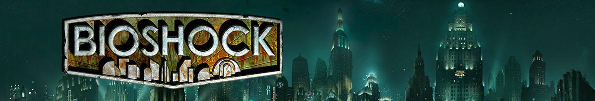 Bioshock Merchandise & Bioshock Fanartikel
