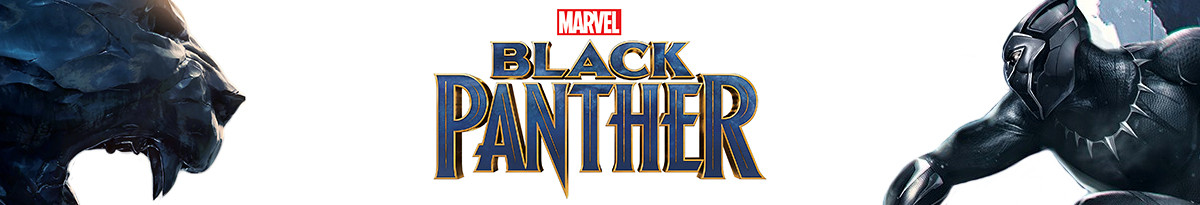 Black Panther Merchandise von Marvel
