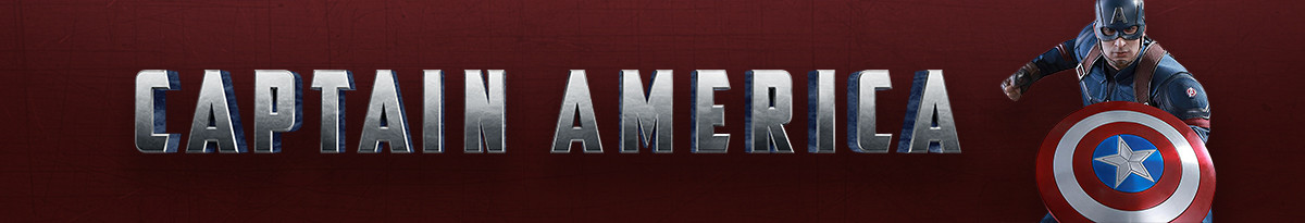 Captain America Merchandise & Fanartikel