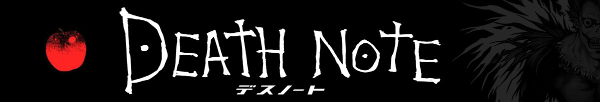 Death Note Merchandise
