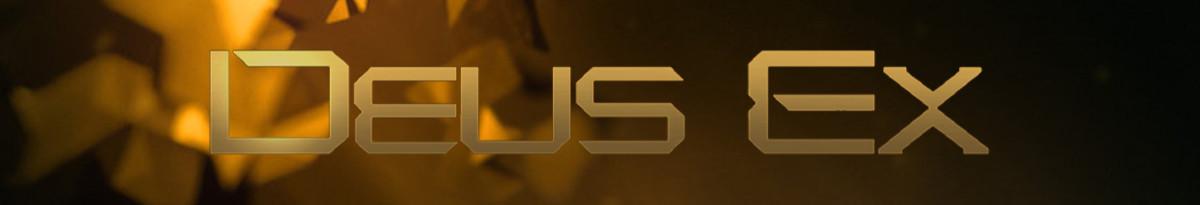 Deus Ex Merchandise und Fanartikel