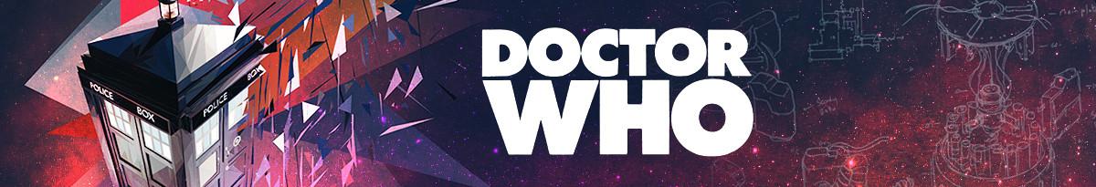 Doctor Who Merchandise und Fanartikel