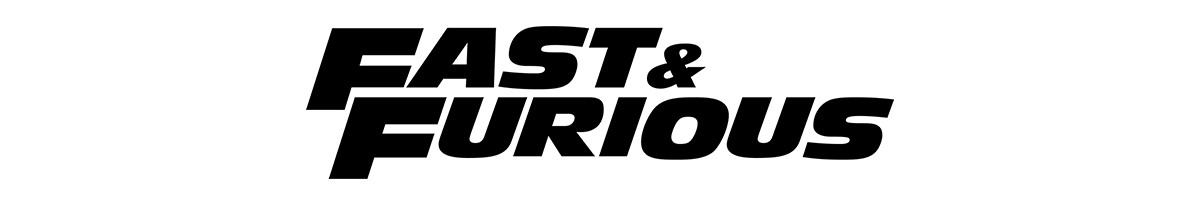 Fast and Furios Fanartikel