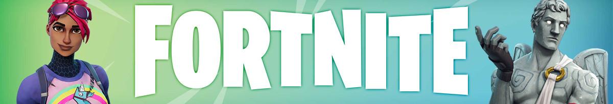Fortnite Merchandise und Fan Artikel