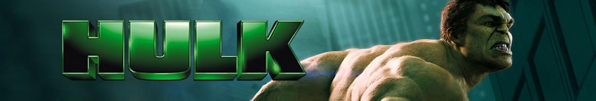Hulk Fanartikel