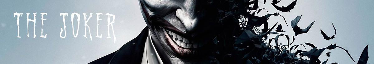 Joker Merchandise & Fanartikel