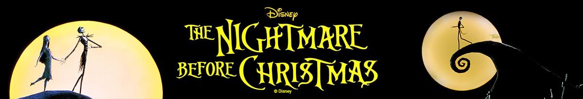 Disneys Nightmare Before Christmas Merchandise