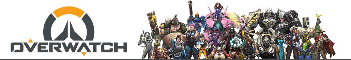 Overwatch Merch - Fanartikel für Gamer