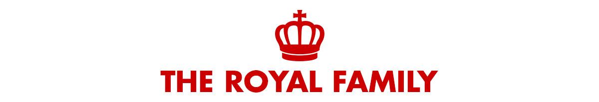 Die englische Königsfamilie