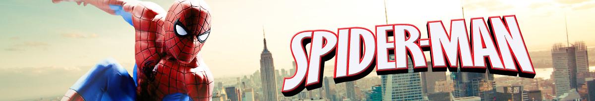 Spiderman Merchandise