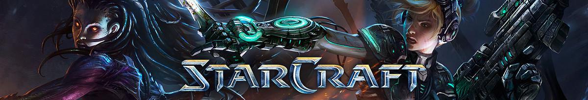 Starcraft Merchandise und Starcraft Fanartikel