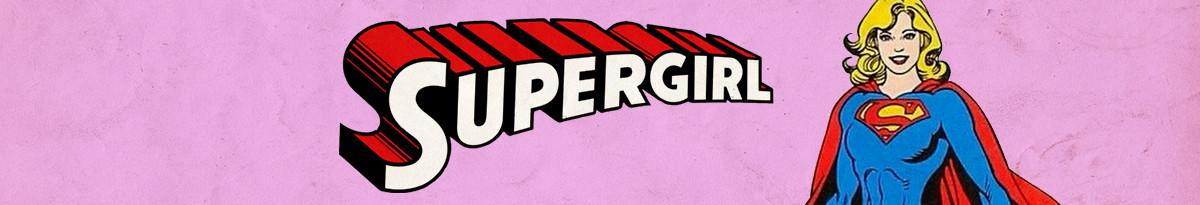 Supergirl Merchandise - Supergirl Fanartikel