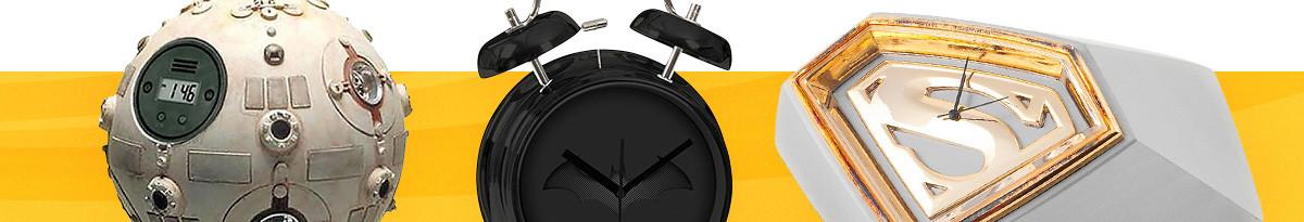 Edle Uhren und abgefahrene Wecker