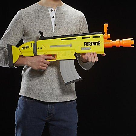 Nerf Fortnite Netlab
