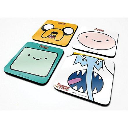 Adventure Time - Untersetzer