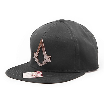 Assassin's Creed - Snapback Cap Syndicate Logo Bronze