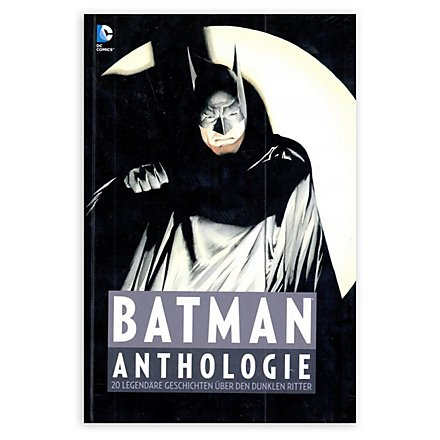 Batman - Anthologie Buch