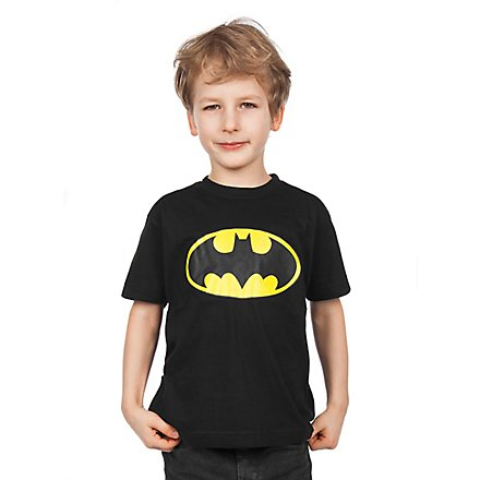 Batman Kinder T-Shirt Logo