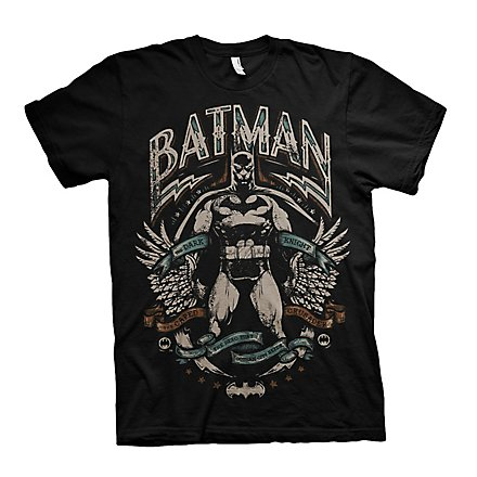 Batman - T-Shirt Dark Knight Crusader